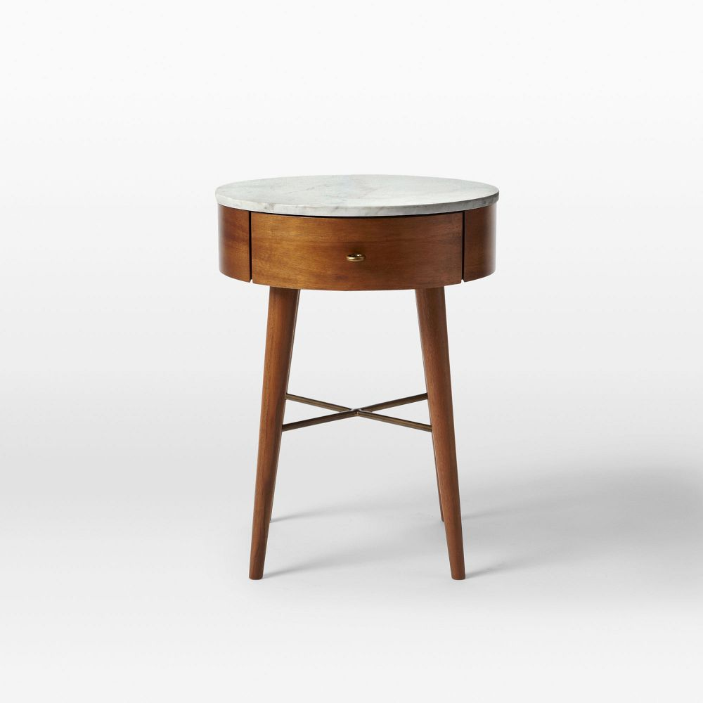 Penelope bedside table for Tiny bedside table