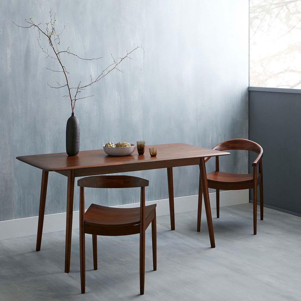 Mid century dining table - Lena Mid Century Dining Table
