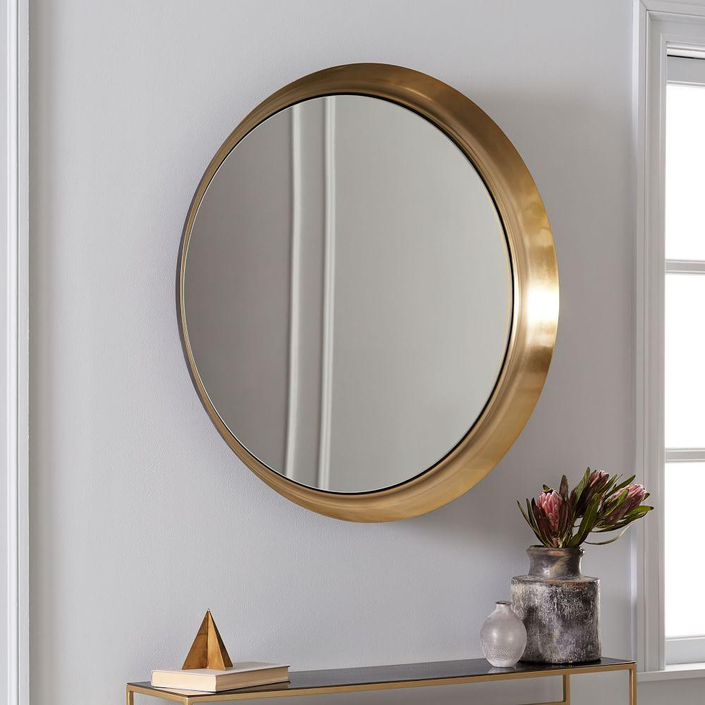 Recessed wall mirror west elm uk recessed wall mirror recessed wall mirror amipublicfo Choice Image