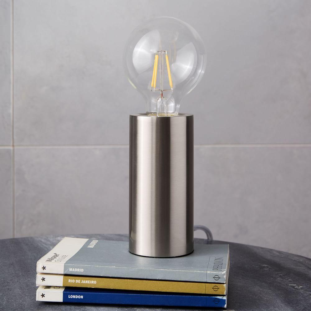 Pedestal Table Lamp