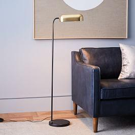 Floor lamps west elm uk modern oxford floor lamp aloadofball Images