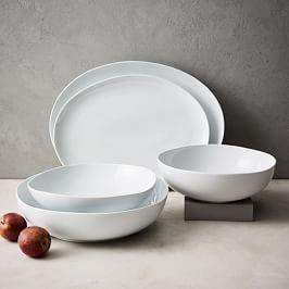 Organic Shaped Serveware