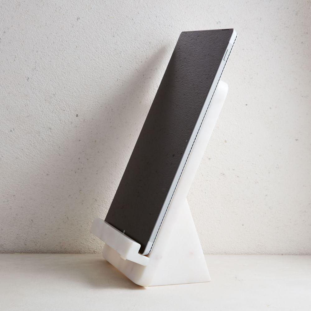Marble Cookbook Stand