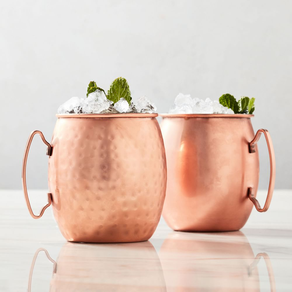 Moscow Mule Copper Mug West Elm Uk