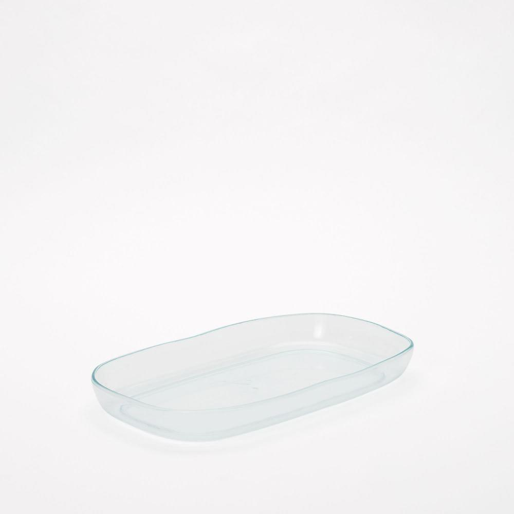 Acrylic Servingware - Light Blue