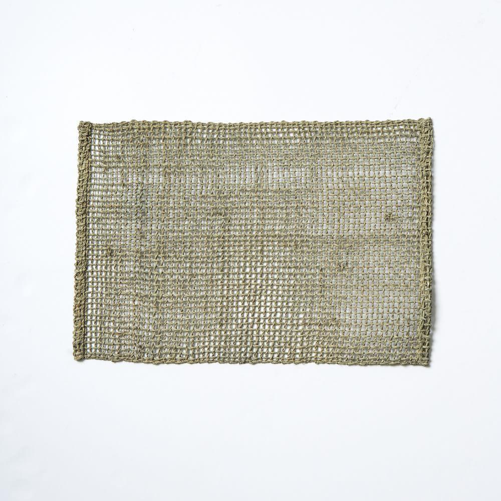 Fishnet Woven Place Mat