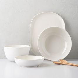 Kaloh Servingware - White
