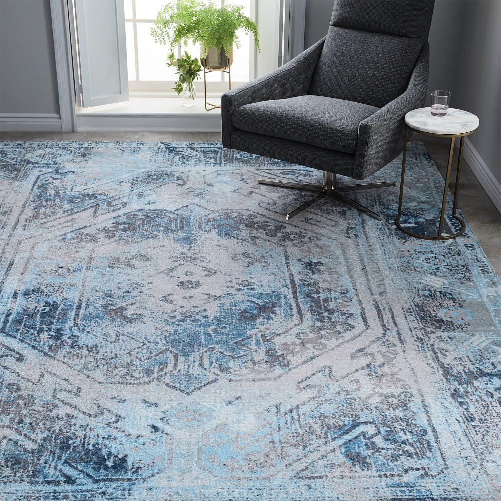 Lapis Rug West Elm Uk