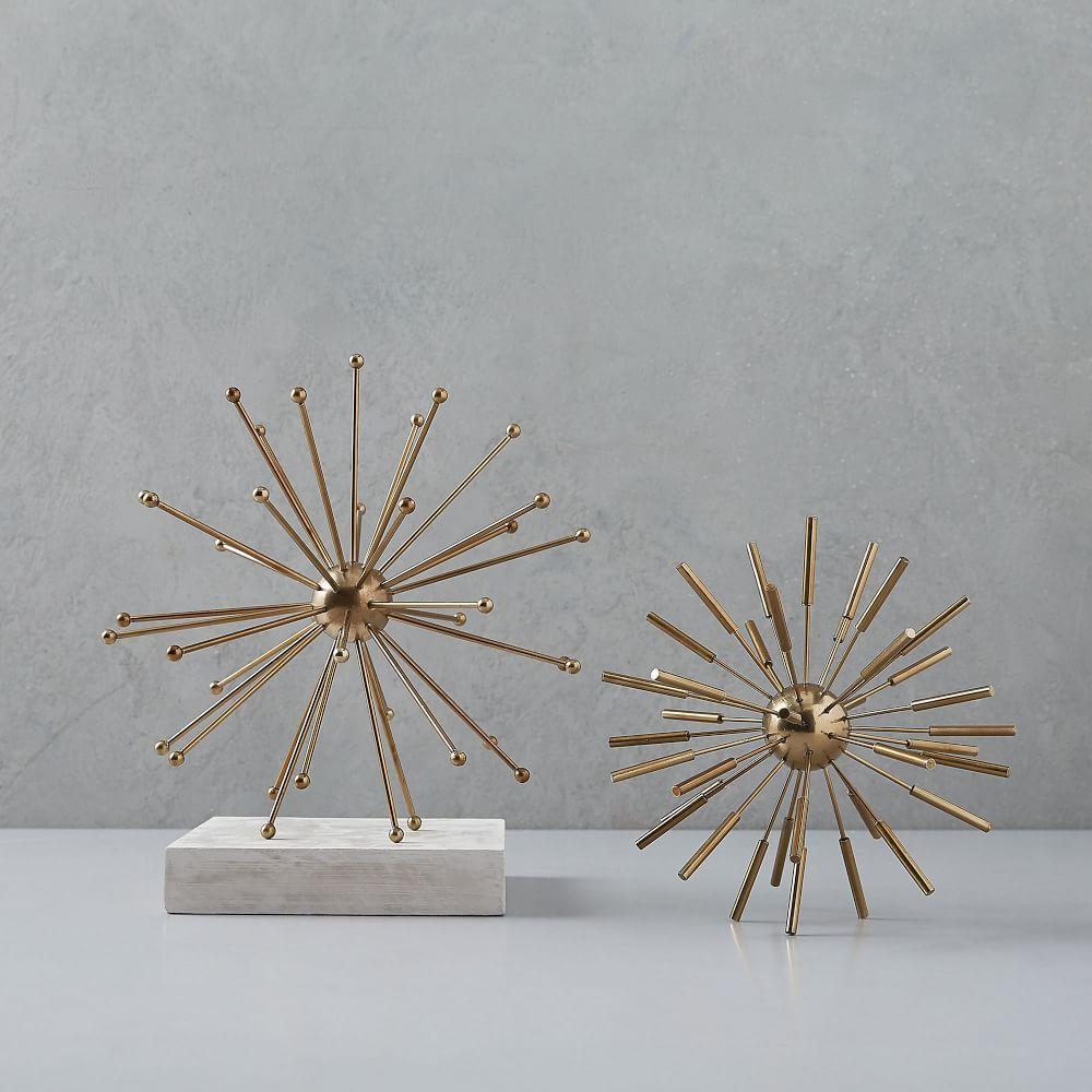 Metal Sputnik Objects