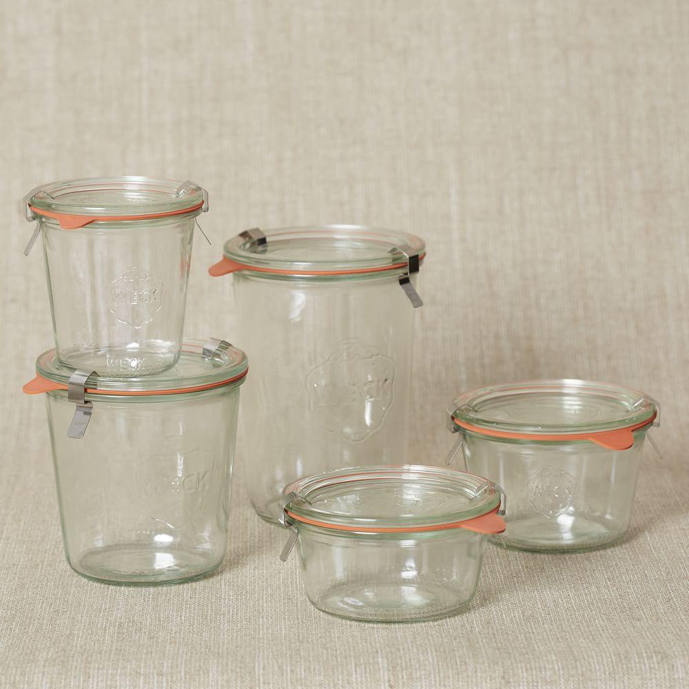Weck Glass Jars West Elm Uk