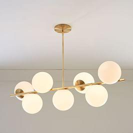 Ceiling Wall Lamps West Elm UK - Ceiling lights for bedrooms uk