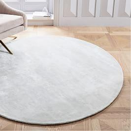 Round + Oval Rugs