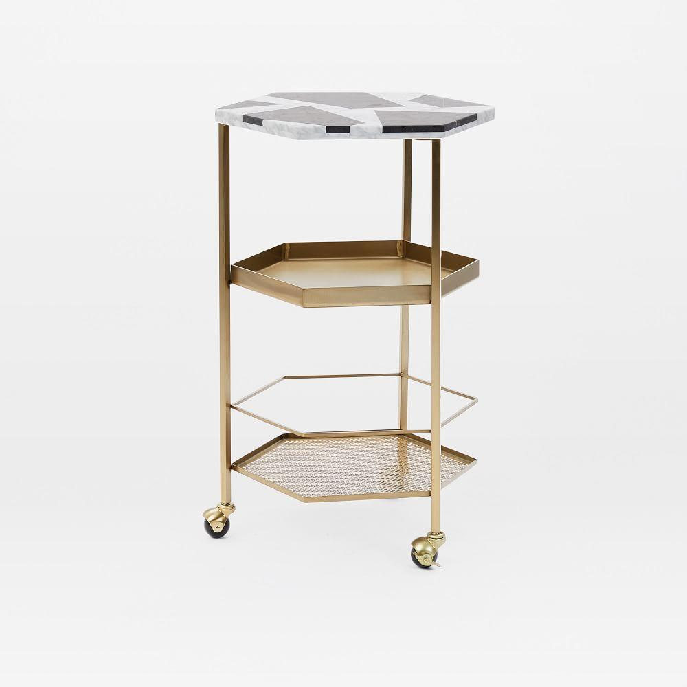 Roar + Rabbit™ Bar Cart