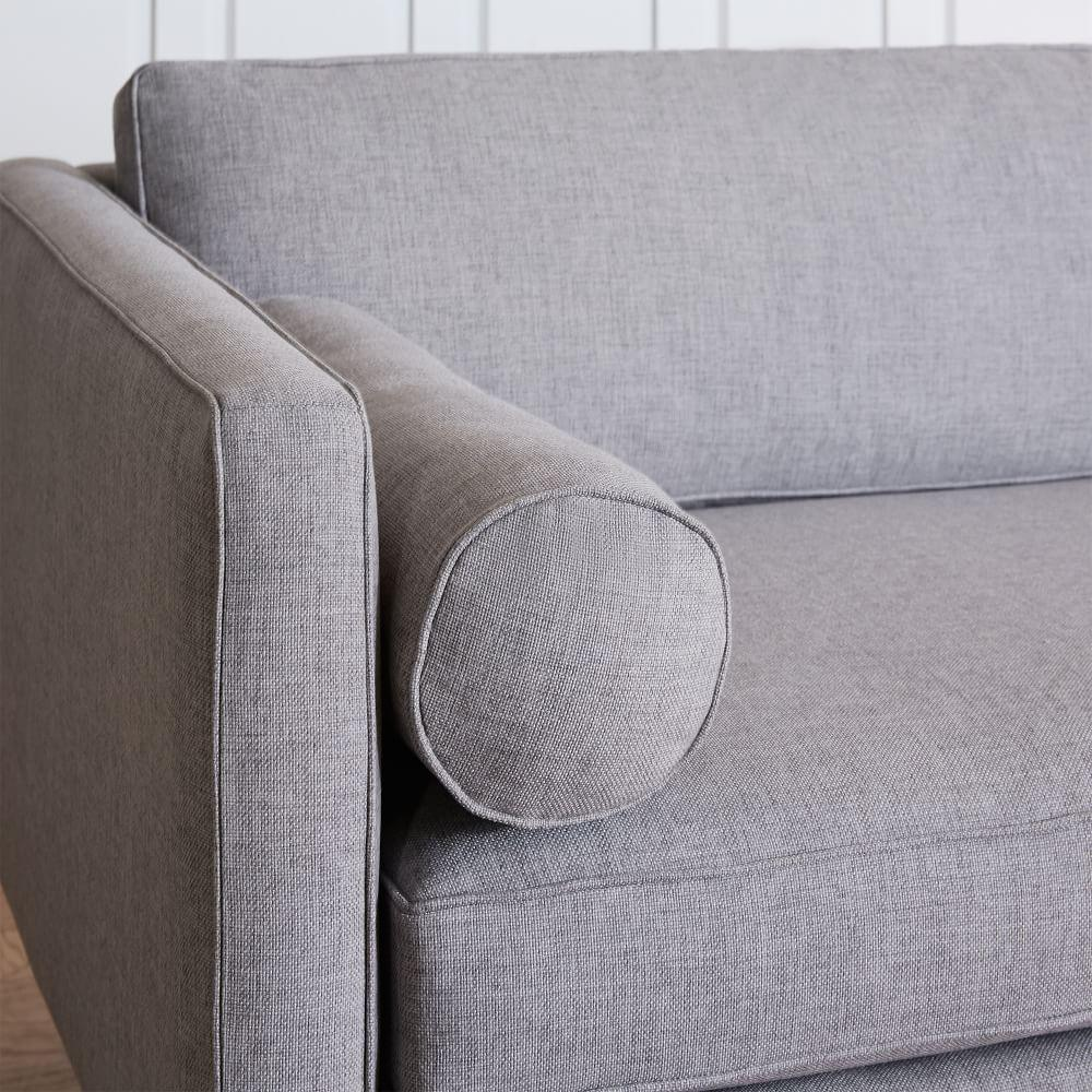 Monroe Mid-Century 3 Seater Sofa (233 cm)