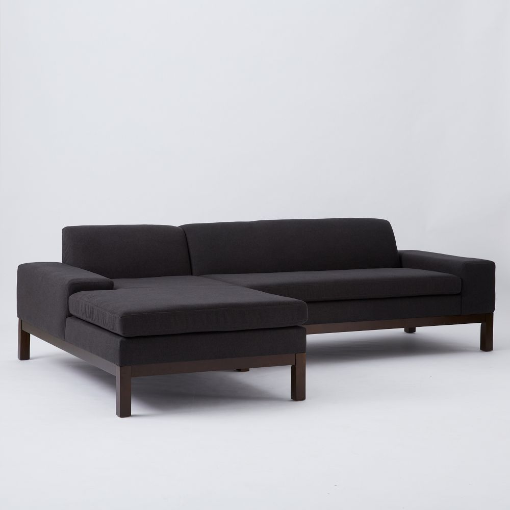 Lorimer 2 piece chaise sectional for 2 piece sectional sofa with chaise