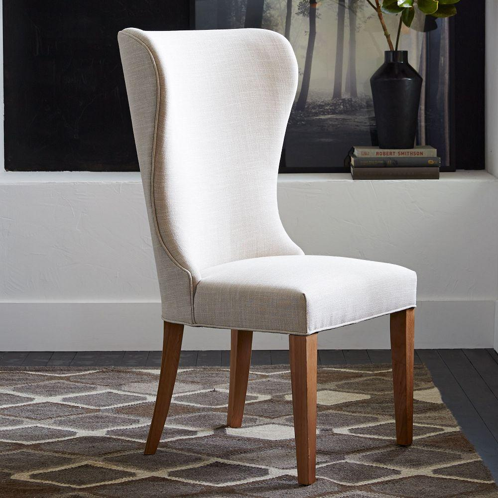 home albie wing dining chair
