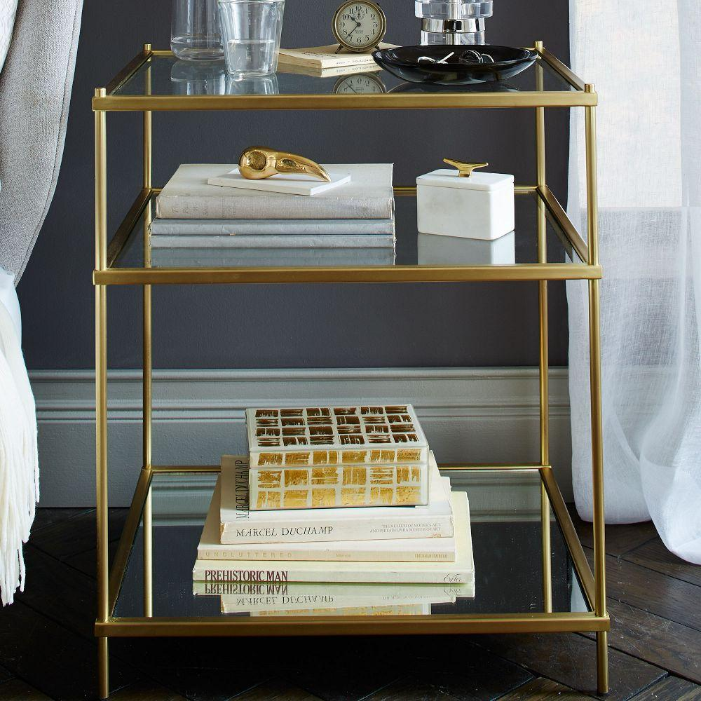 Terrace Bedside Table