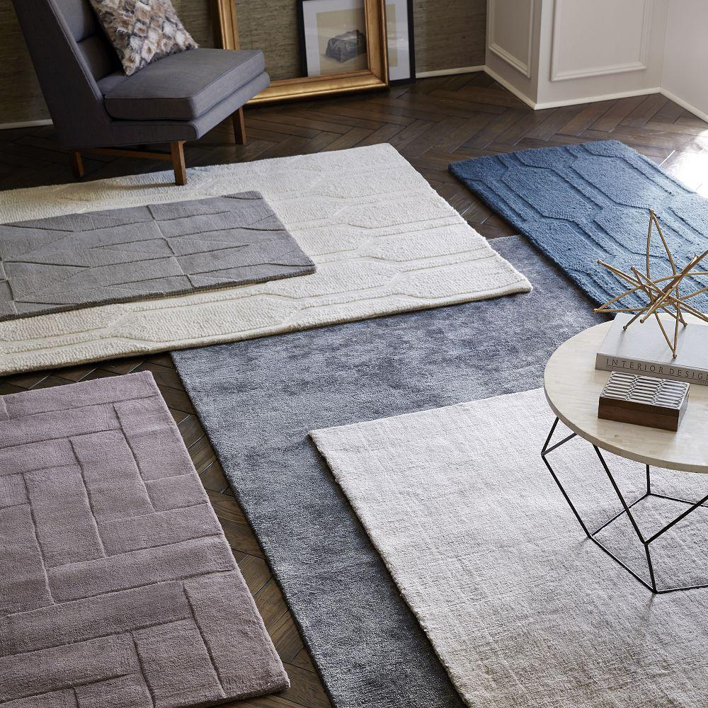 Watercolour Solid Rug