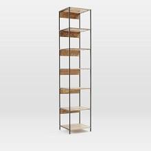 Industrial Modular 43cm Bookshelf