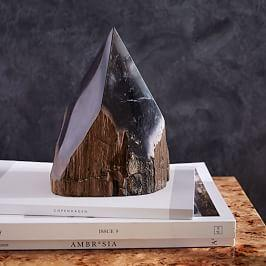 Petrified Wood Pyramid
