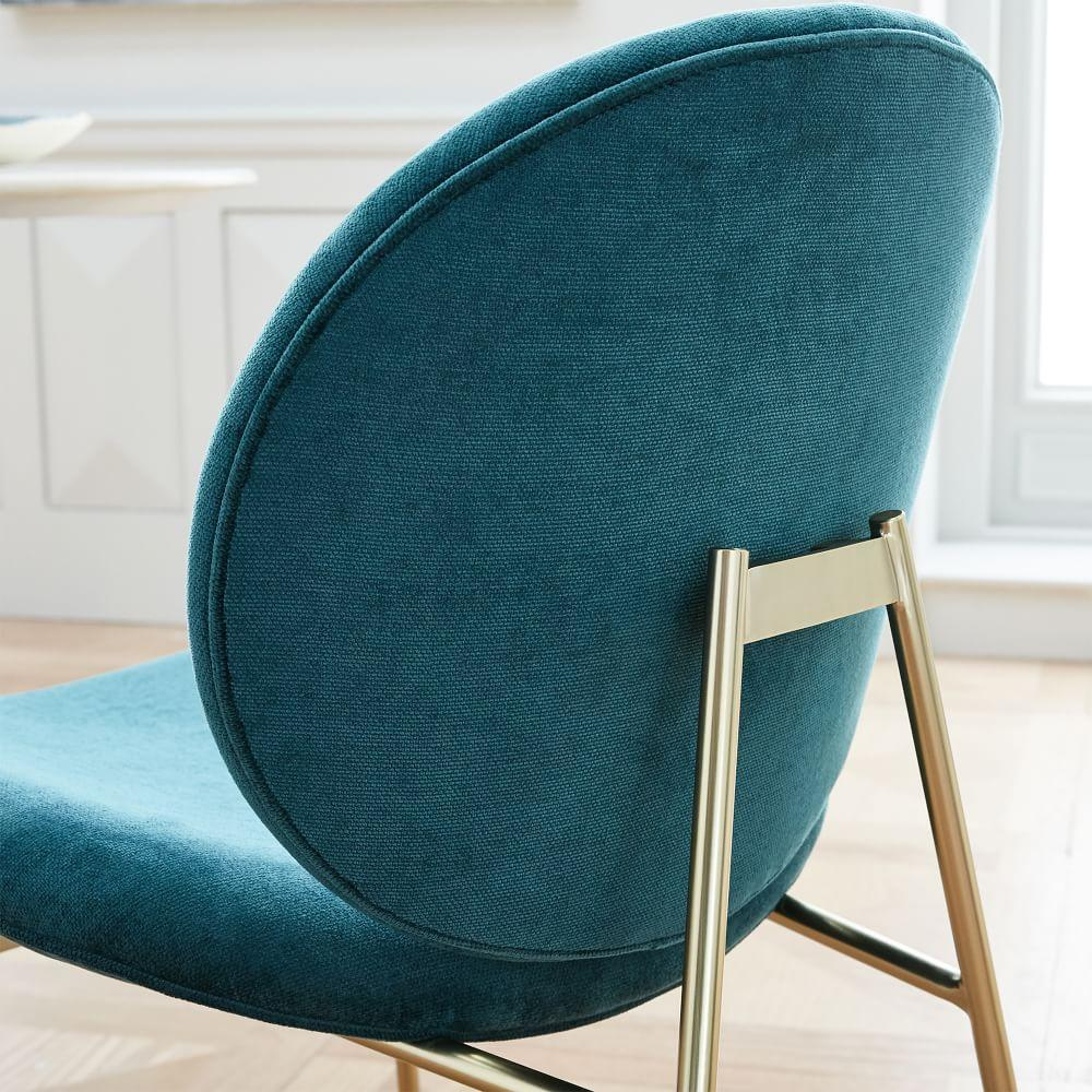 Jane Dining Chair - Velvet
