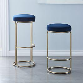 Cora Bar + Counter Stools