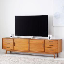 new product 1d2f9 ff5f4 Media Consoles + Media Cabinets | west elm UK