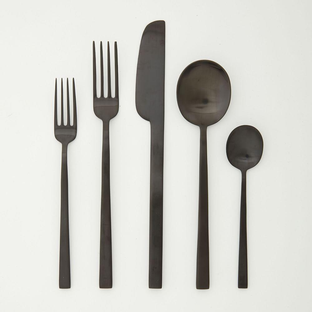 Smith Cutlery - Black