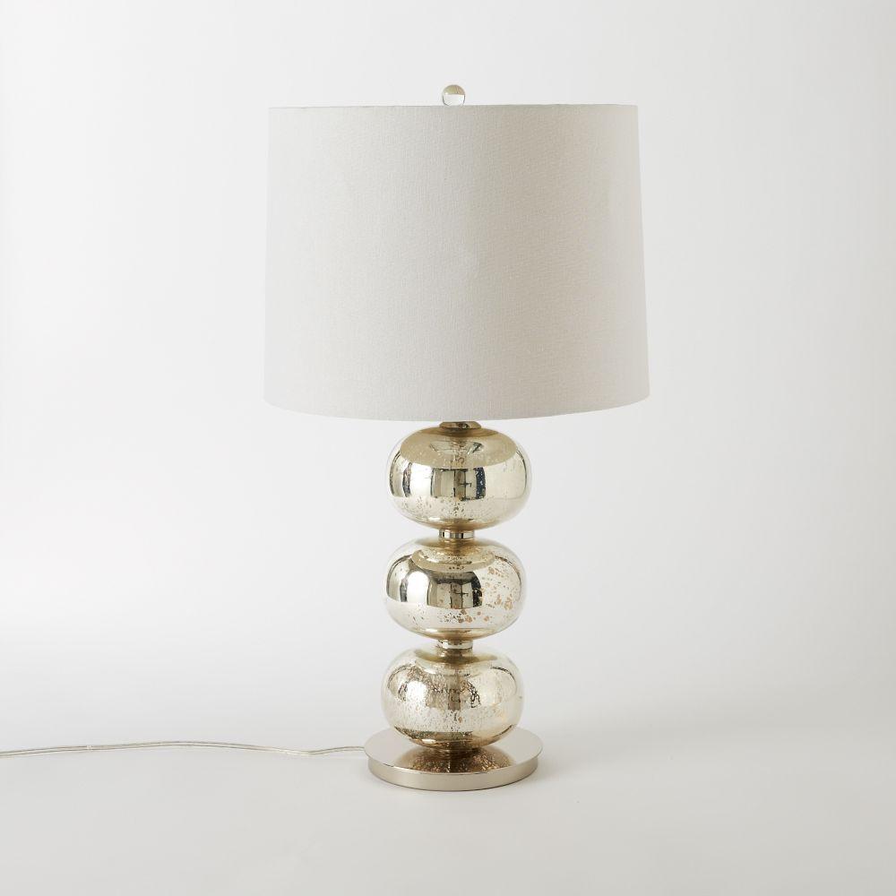 Abacus Table Lamp Mercury West Elm Uk