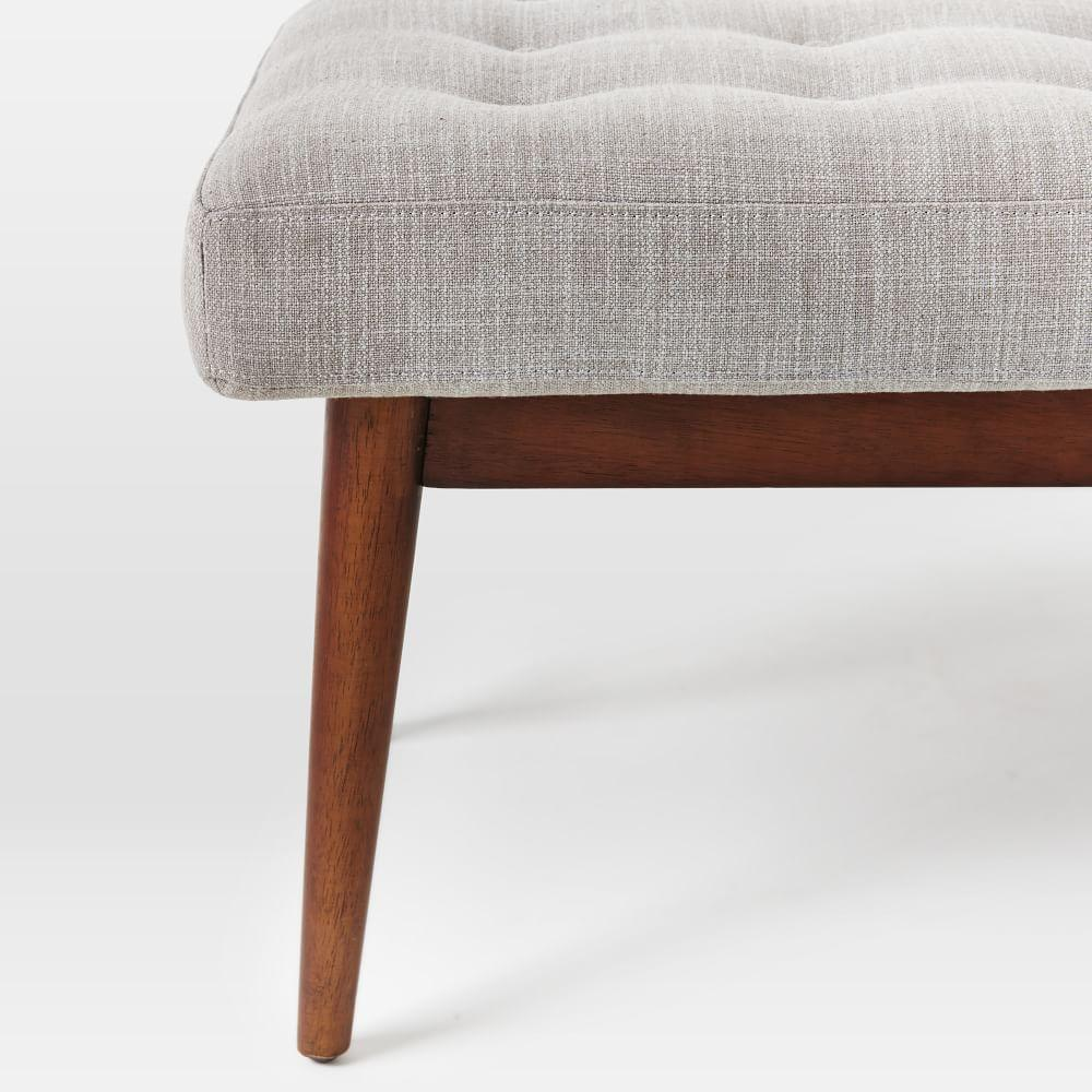 Tufted Dining Bench
