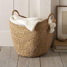 Curved Basket