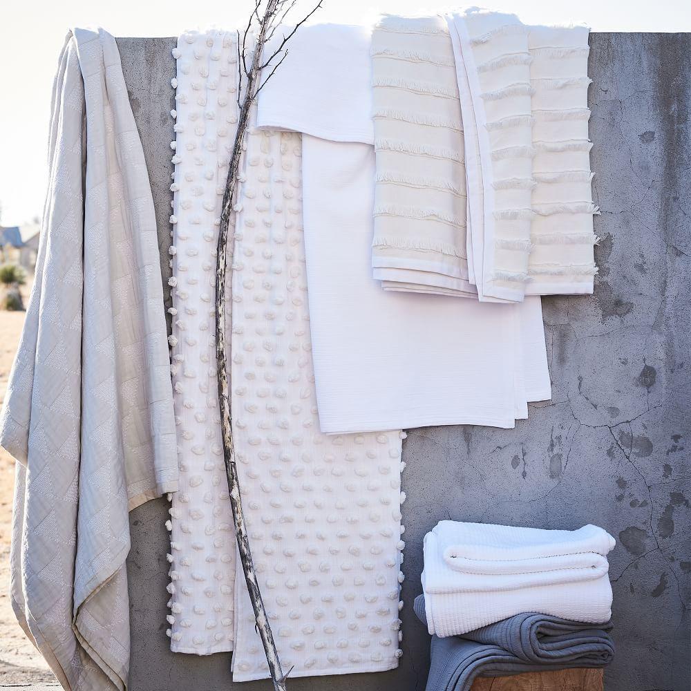 Organic Candlewick Blanket