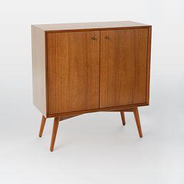 Mid Century Small Cabinet