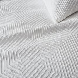 Organic Modern Geo Duvet Cover + Pillowcases