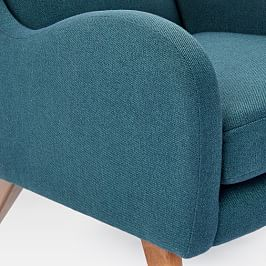 Sebastian Chair - Teal
