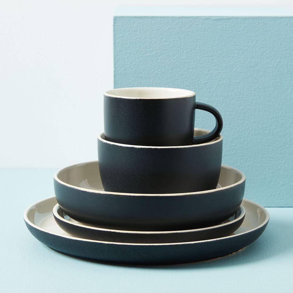 Kaloh Dinnerware - Black