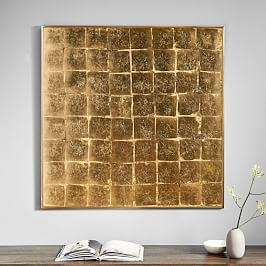 Gilded Wall Art