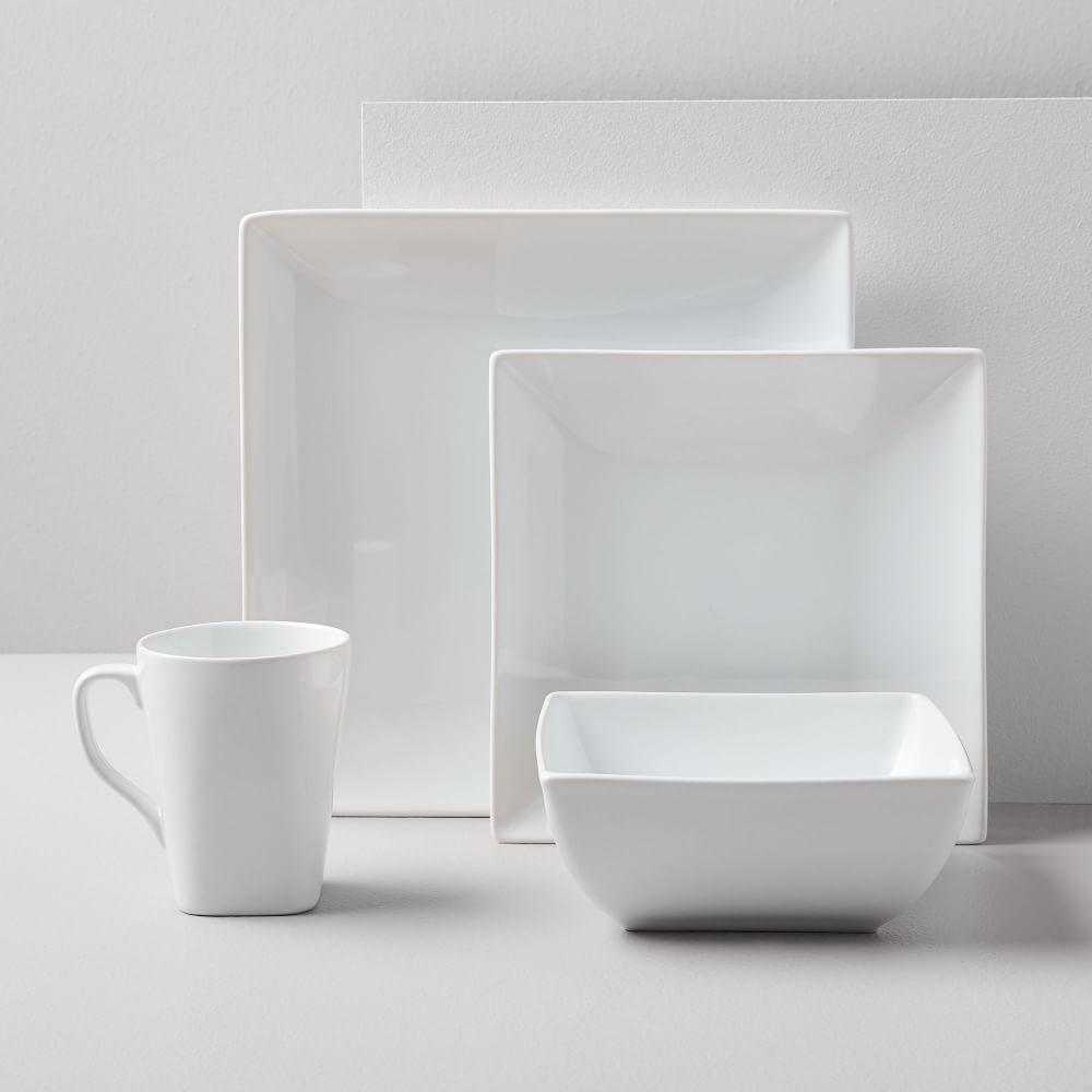 Square Dinnerware