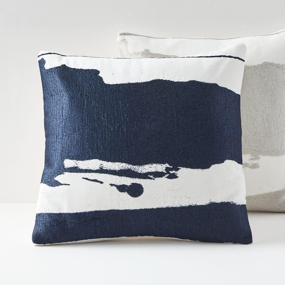 Ink Mural Cushion Covers