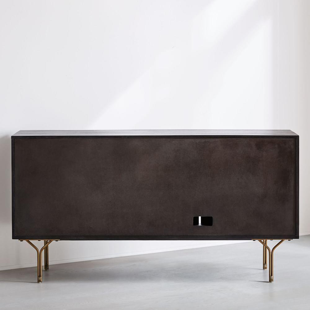 Pictograph Sideboard (147 cm) - Carbon