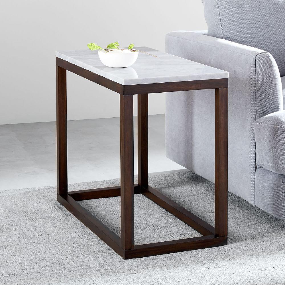Wood Frame Side Table | west elm UK