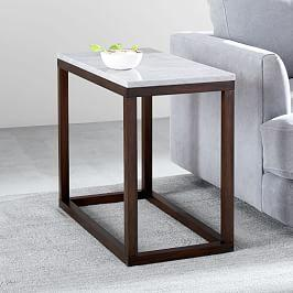 Wood Frame Side Table