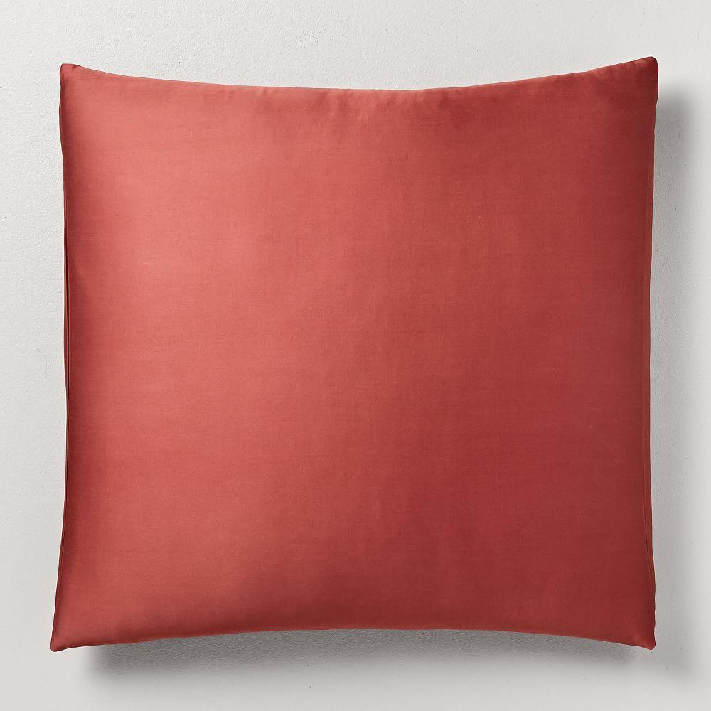 TENCEL™ Duvet Cover + Pillowcases -  Pink Grapefruit