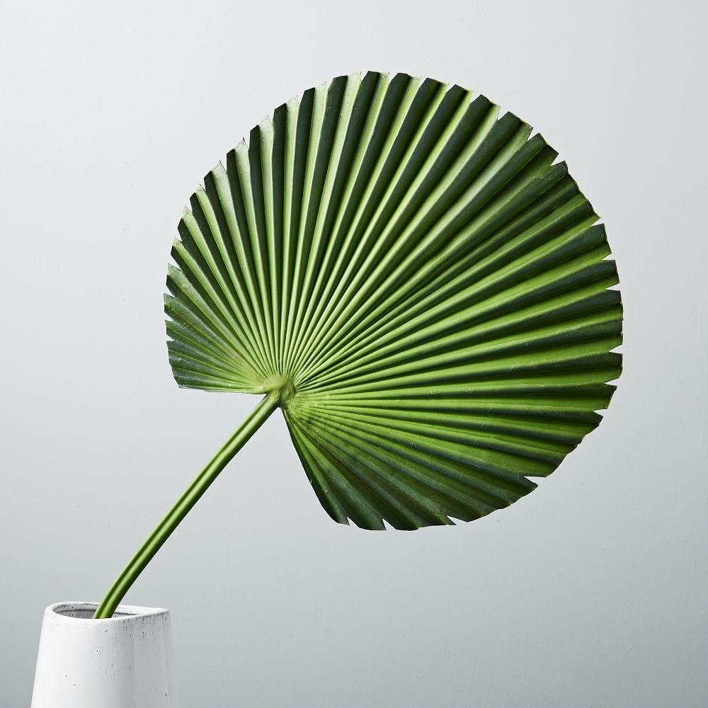 Faux Botanicals - Fan Palm