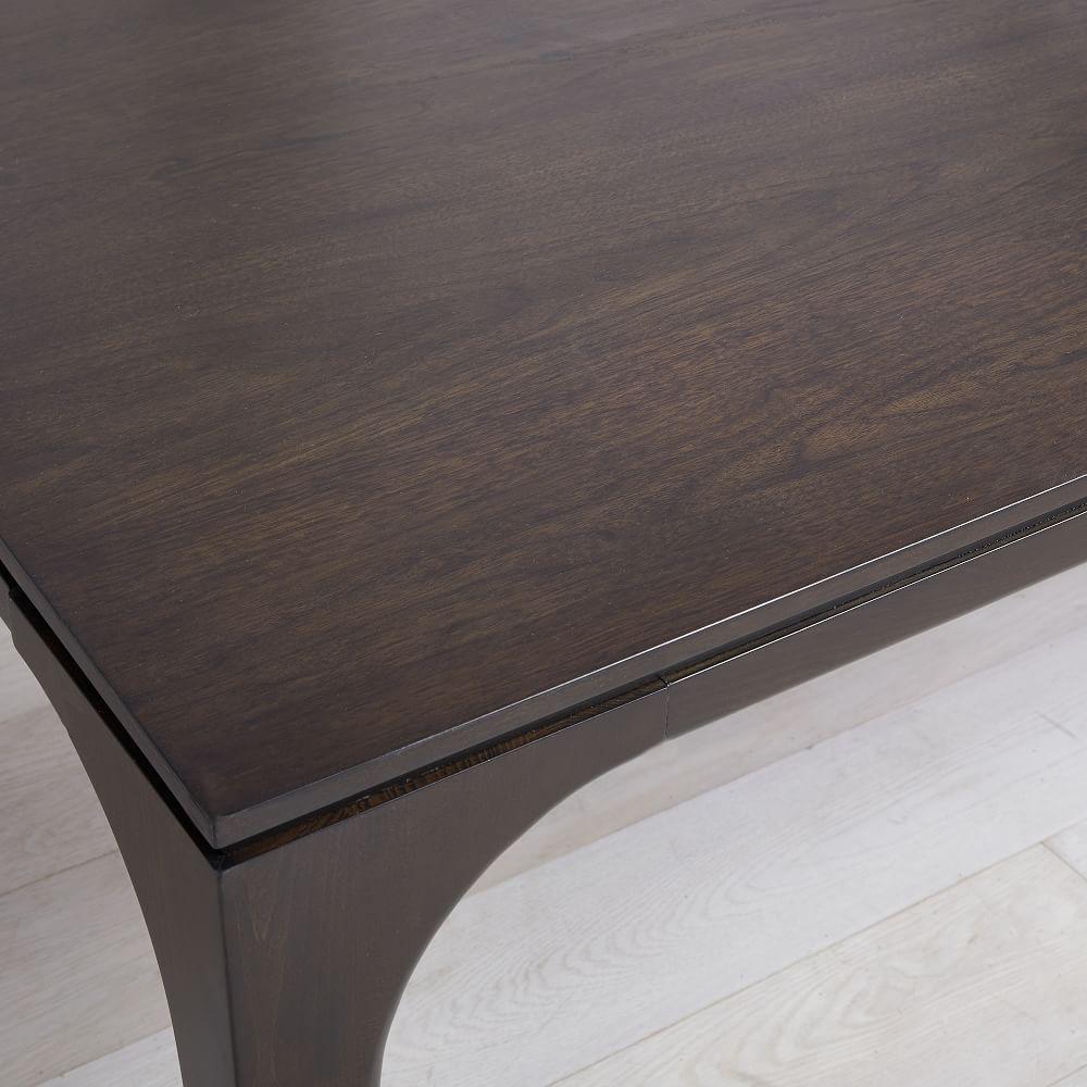 Adam Court Dining Table - Dark Mineral