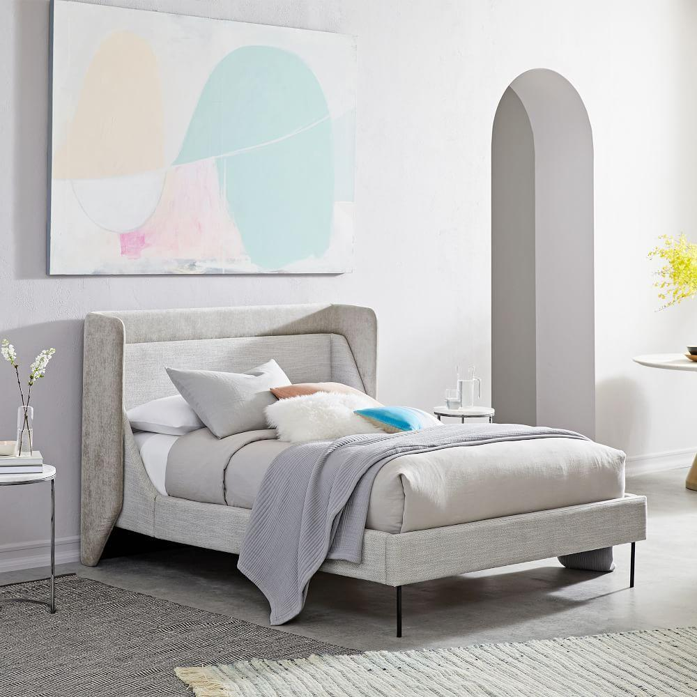 Thea Wing Bed West Elm Uk