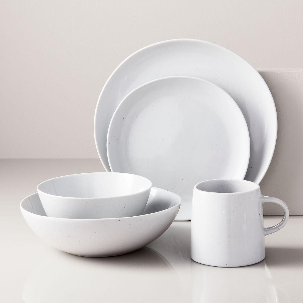 Richmond Speckled Dinnerware - Bone