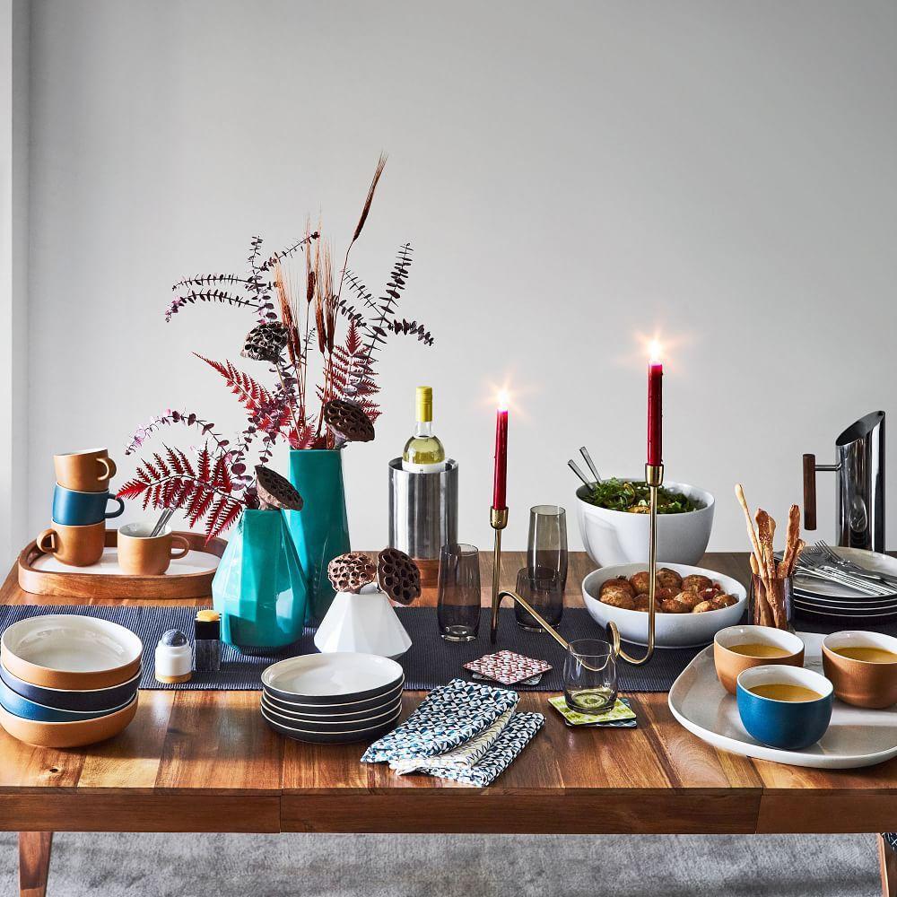 Kaloh Dinnerware - Amber