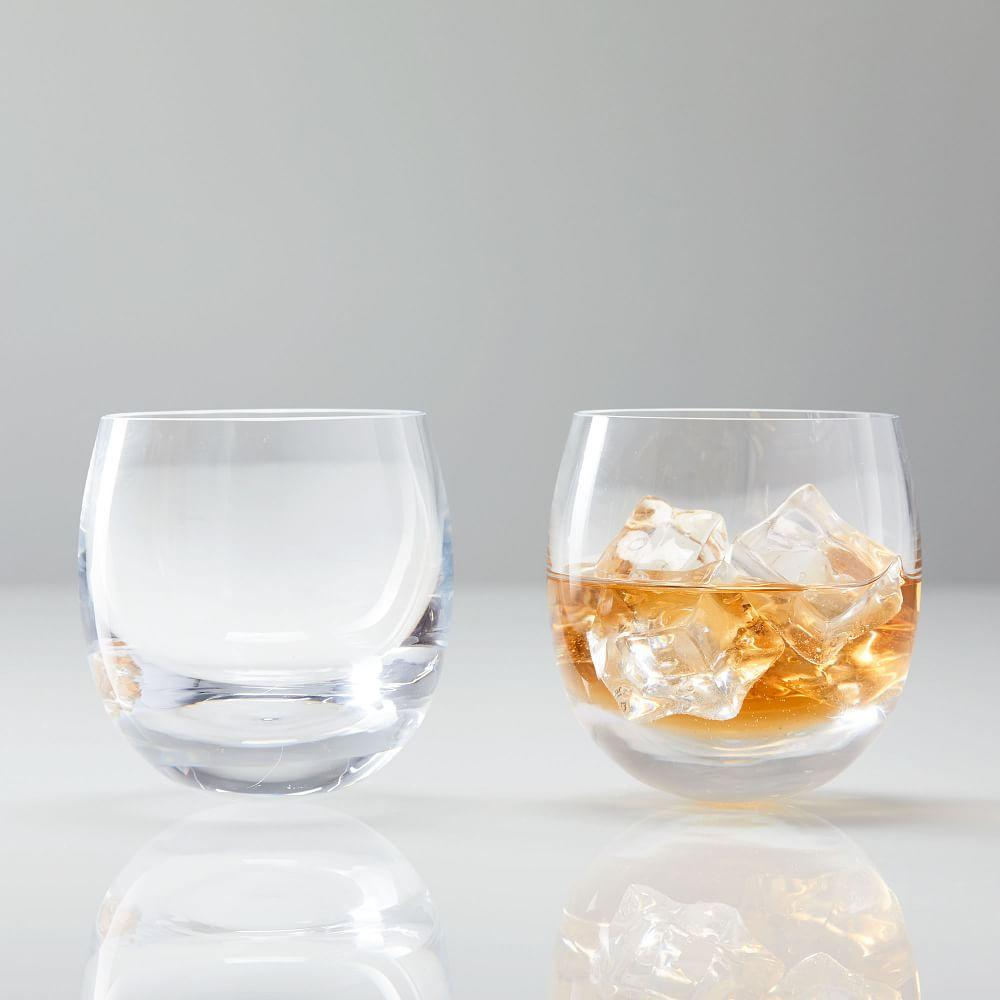 Rocking Whisky Glassware (Set of 2)