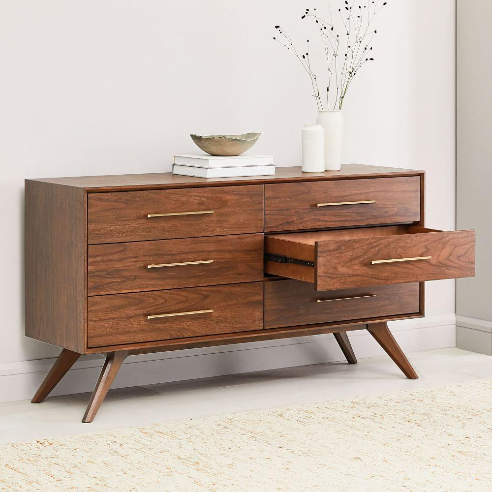Wright 6-Drawer Chest